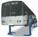Автобусный передвижной подъемник ПП-30