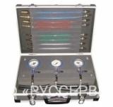 SMC-1005/1 – диагностический набор для контроля входного давления и давления обратной ветви дизельных систем впрыска Common Rail